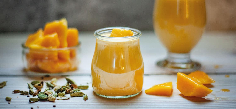 Mango smoothie til detox til hverdagen