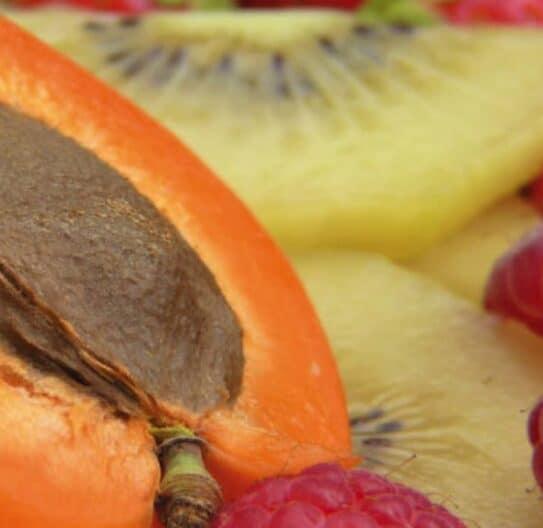 frugter med b-vitamin