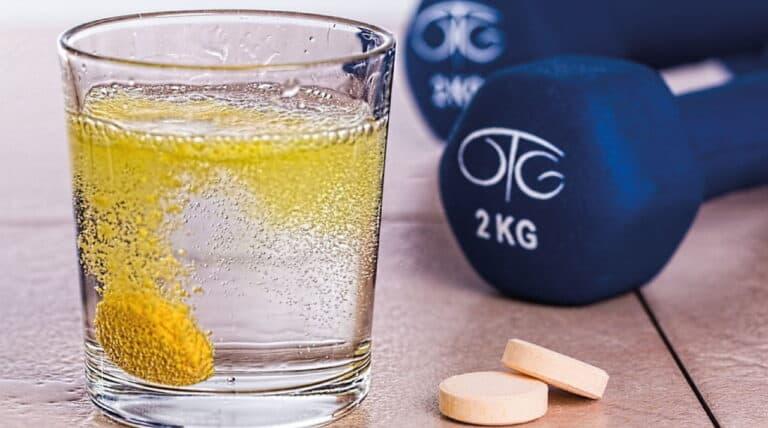 b vitamin i glas