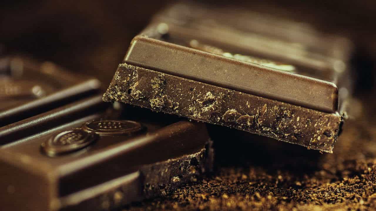 Mørk chokolade