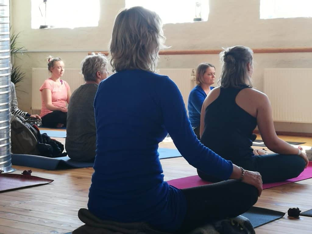 Yoga - Helseboost