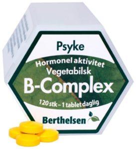 kosttilskud b vitaminer