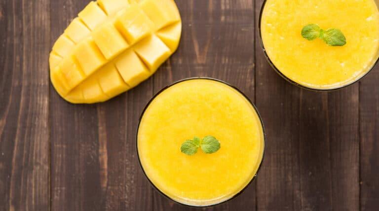 Lækker mango smoothie - helseboost