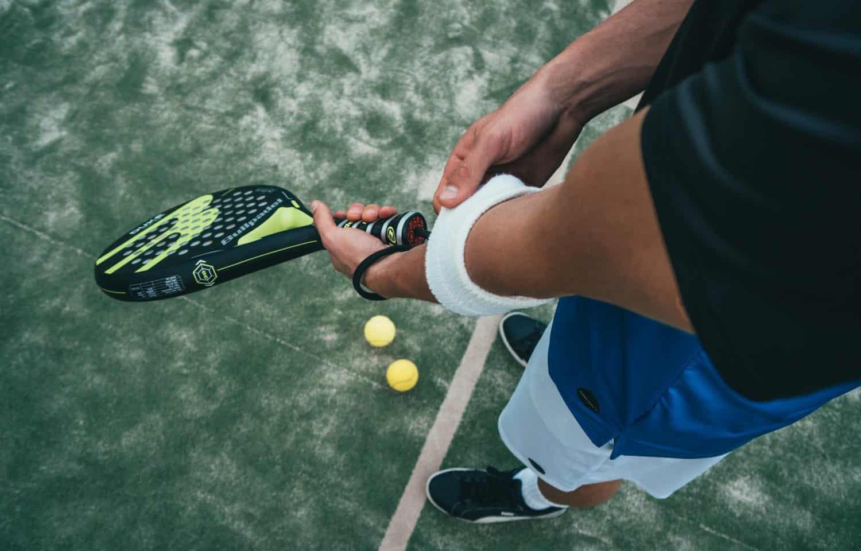 Padel tennis udendørs