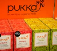 Pukka te revitalise og lemongrass