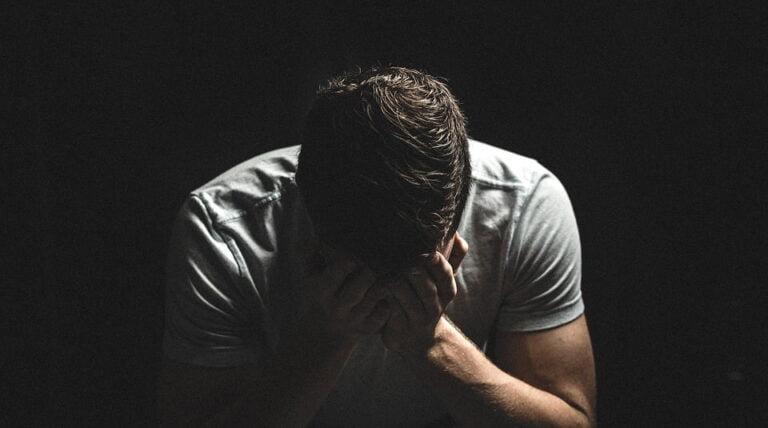 mand har stress
