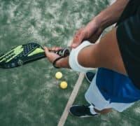 padel tennis bat