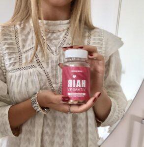 b vitaminer til haaret